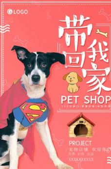 创意宠物美容店
