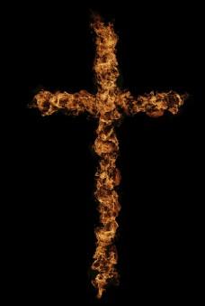 十字架火焰