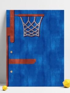 手绘篮球特训营招生背景