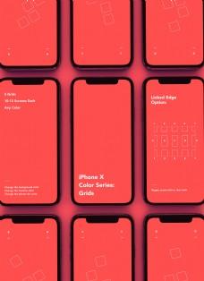 苹果手机展示样机