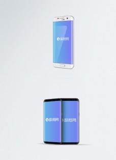 手机电子设备样机