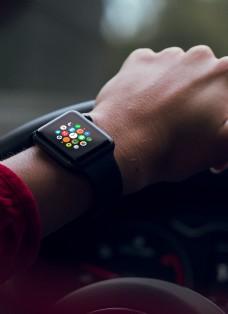 苹果手表watch配带样机