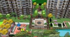 居住区景观设计