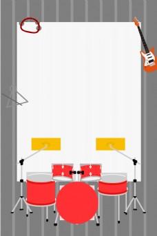 声乐培训班招生背景模板
