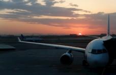 日出飞机场