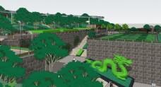 市民运动公园规划设计