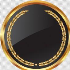 黑金色边框门牌
