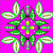 花纹 矢量花纹 布料 少数民族