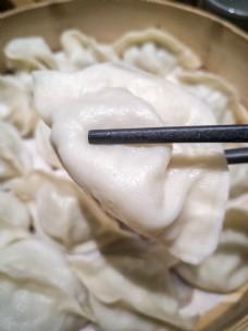 美味食物之蒸饺高清图片