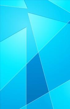 创意不规则几何底纹背景模板