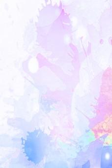 象创意彩色渐变图案元素