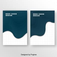 专辑蓝色商业公司文化的封面