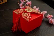 婚庆婚礼喜糖盒字礼盒31