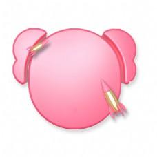 粉色电商天猫装饰