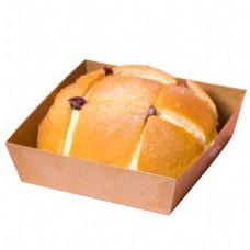 纸盒甜味西餐美食
