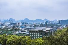 唯美的城市风景摄影