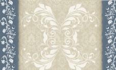 欧式花纹背景墙壁画装饰画