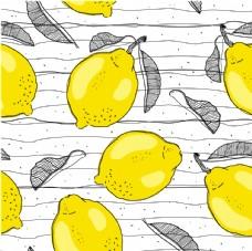 柠檬平铺图